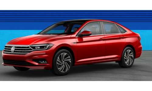 2019 VW Jetta Tornado Red