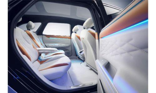 VW ID SPACE VIZZION interior view