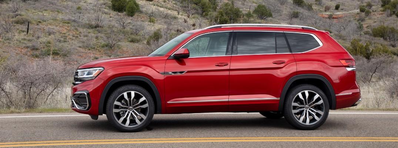 What's New in the 2021 Volkswagen Atlas?