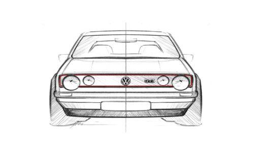 VW Golf GTI Mark 1