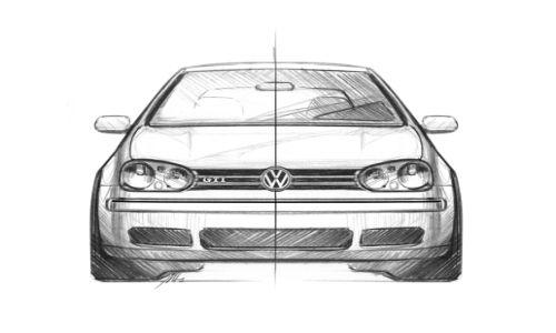 VW Golf GTI Mark 4