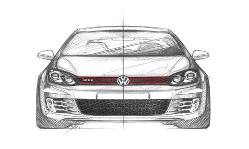 VW Golf GTI Mark 6