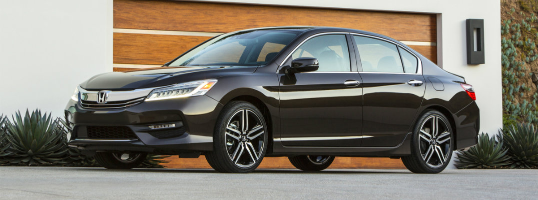 Changes to the 2017 Honda Accord