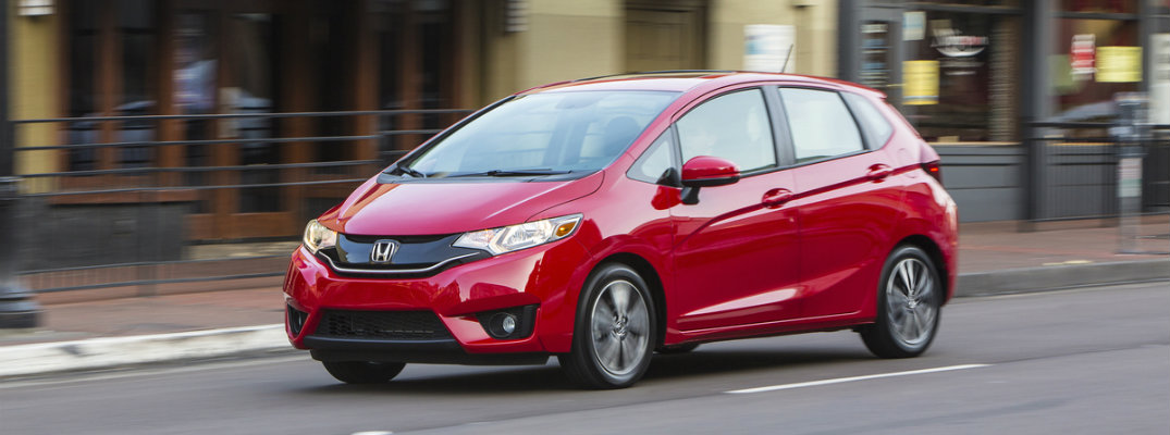 2017 Honda Fit Features and Changes