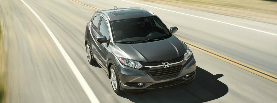 2017 Honda HR-V Changes, Fuel Economy and Pricing