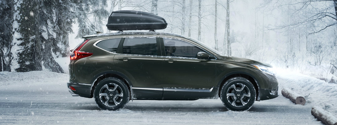 2017 Honda CR-V Redesign and Changes