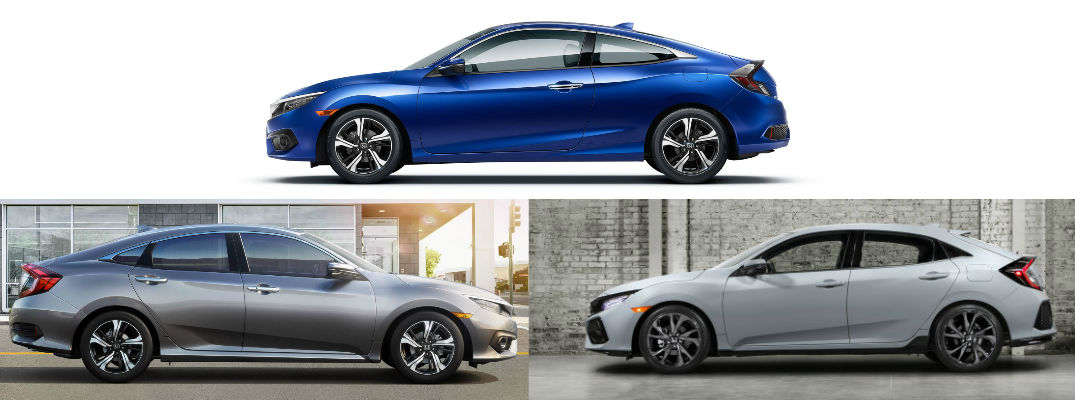 Which 2017 Honda Civic Model is Right for You