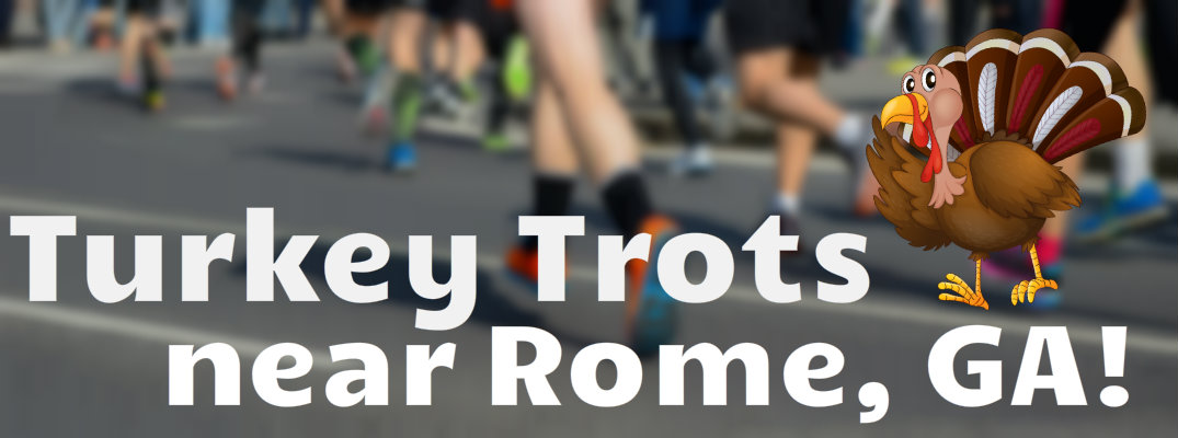 2016 Turkey Trots near Rome, GA