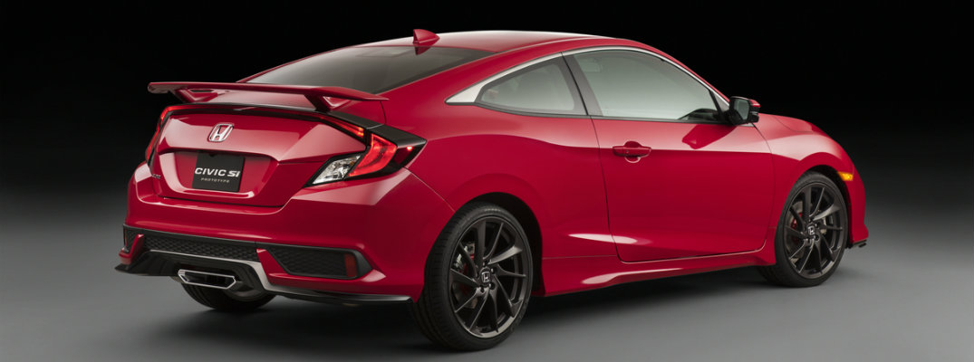 2017 honda civic si prototype changes and release date. Black Bedroom Furniture Sets. Home Design Ideas