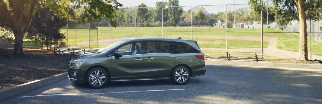 Honda Debuts All-New 2018 Odyssey
