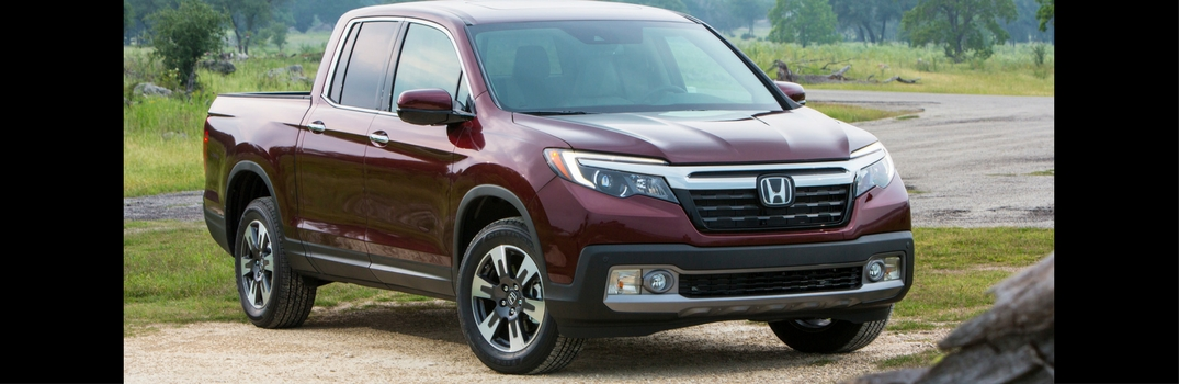 What Safety Features Are Available on the 2017 Honda Ridgeline?