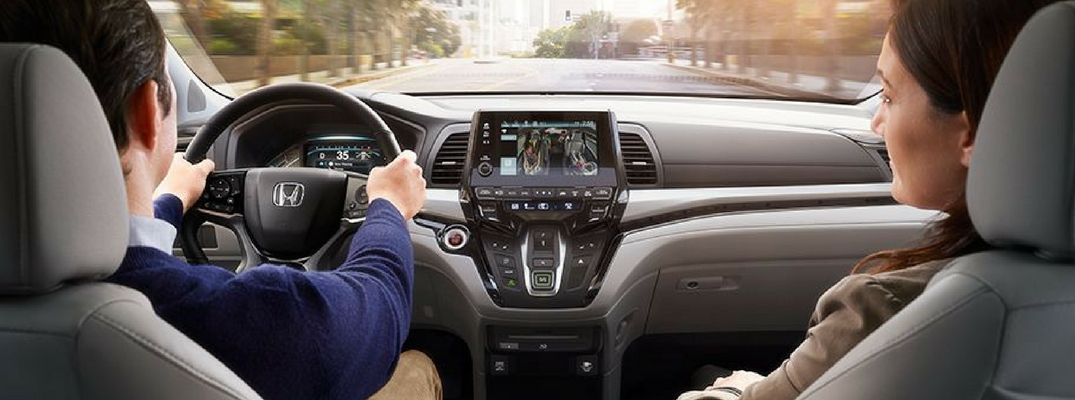 Find Family-Friendly Features in the 2018 Honda Odyssey