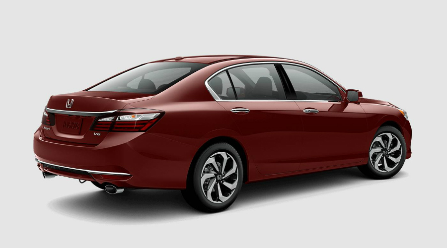 What Colors Does The 2017 Honda Accord Come In