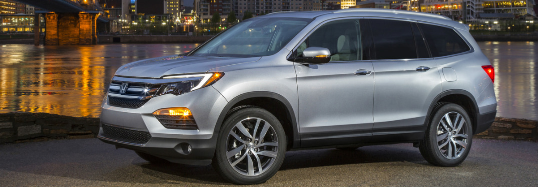 See What You Can Expect From the 2018 Honda Pilot Before Getting Behind the Wheel