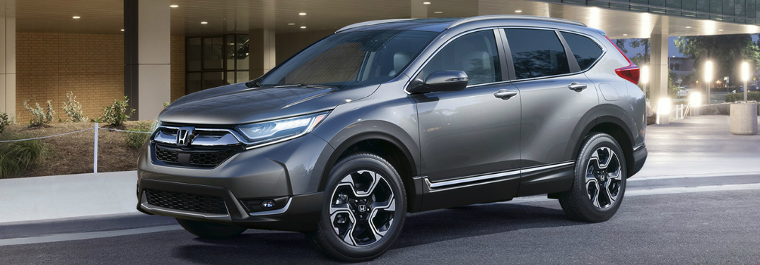 See How the 2018 Honda CR-V Stacks up Against the Competition