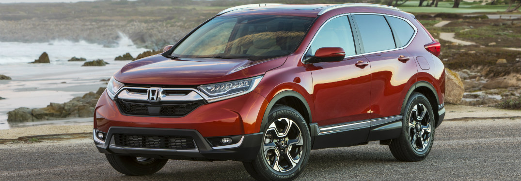 How Much Cargo Can Fit in the 2019 Honda CR-V?