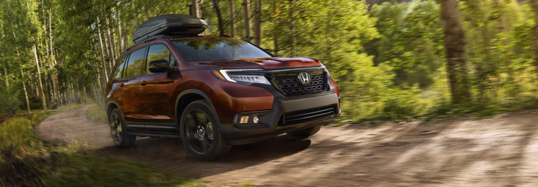 Style Your Honda Passport With the Right Paint Color