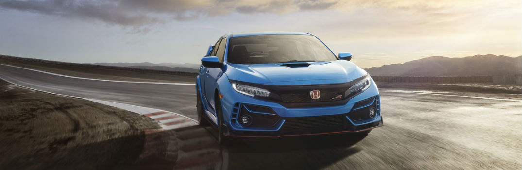 What's new in the 2020 Honda Civic Type R?