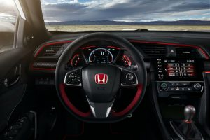 2020 Honda Civic Type R Interior Cabin Dashboard