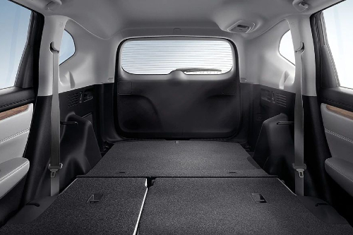 2020 CR-V cargo bay showcase