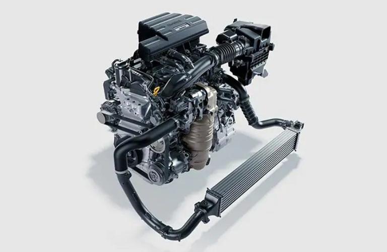 2021 Honda CR-V turbo engine option