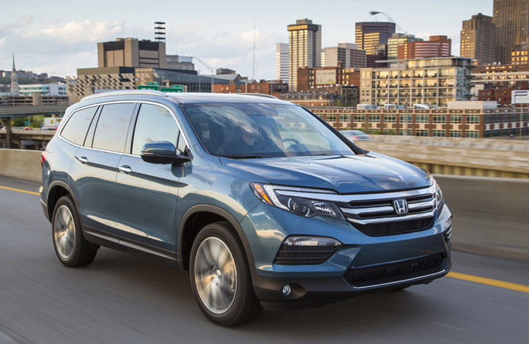 Elegant 2016 Honda Pilot Safety Features And Safety Rating