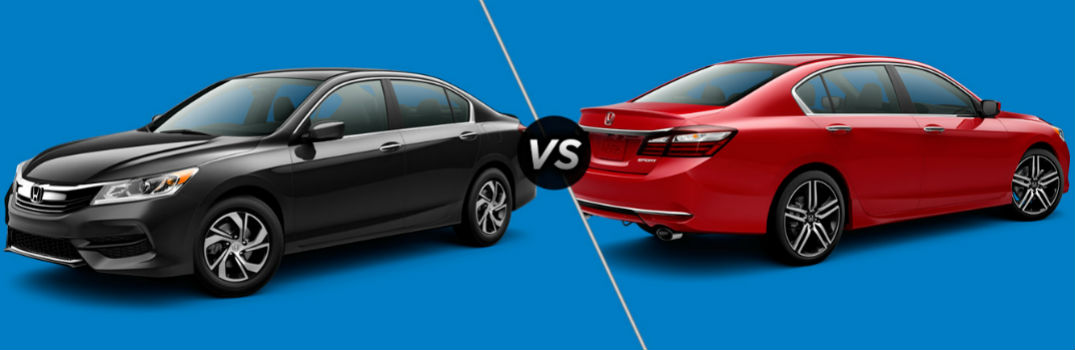 Exceptional ... Whats The Difference 2016 Honda Accord Lx Vs Sport