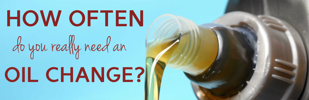 How Often Do You Really Need An Oil Change?