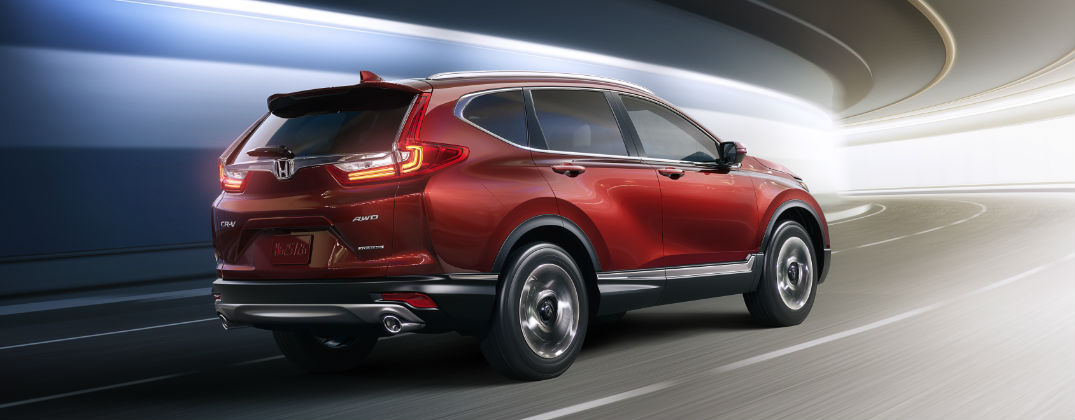 2017 Honda Cr V Design Features And Performance Specifications
