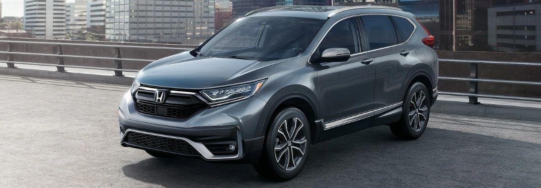 2020 Honda CR-V on pavement