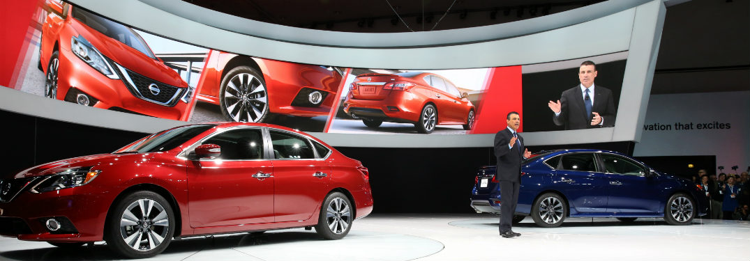 What's New on the 2016 Nissan Sentra?