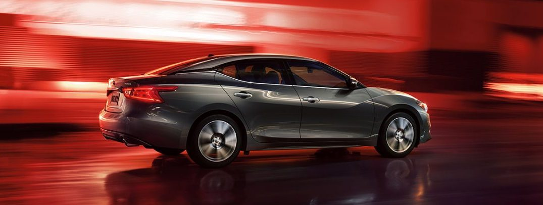 Get the 2017 Nissan Maxima here at Heritage Nissan!