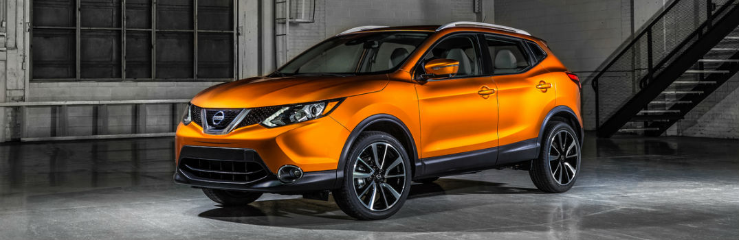 Nissan Introduces New Rogue Sport to Lineup