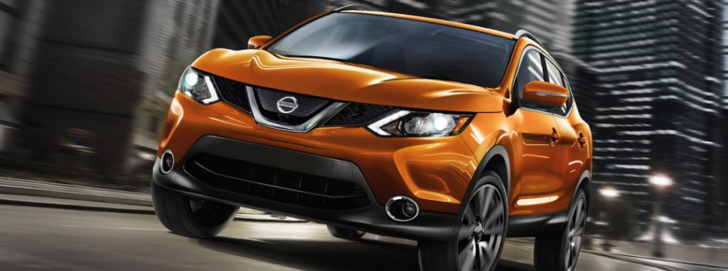 2017 Nissan Rogue Sport Exterior Paint Color Options