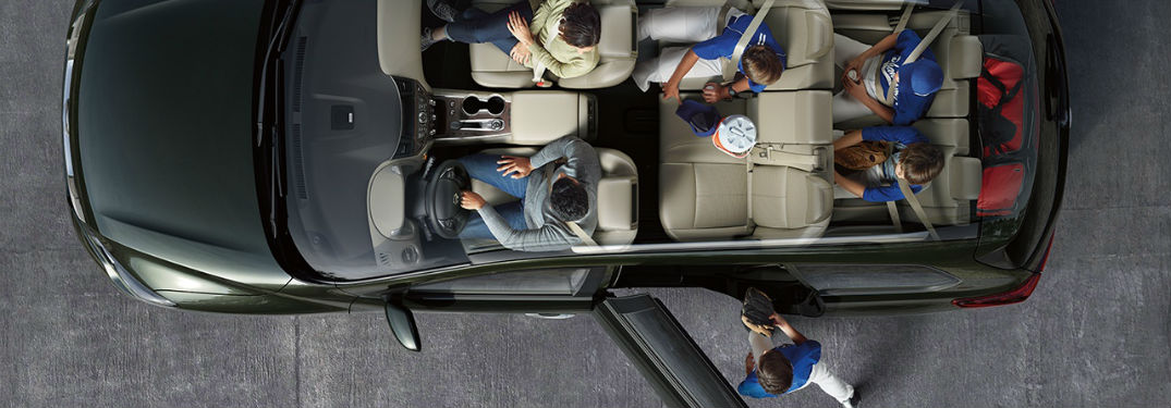 Is the 2018 Nissan Pathfinder family friendly? (with baseball team sitting down)