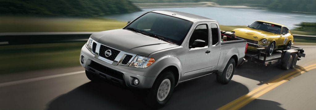 2019 Nissan Frontier Lineup Power and Capability Ratings