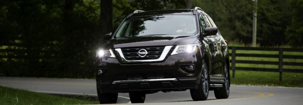 2019 Nissan Pathfinder Power Ratings and Interior Space Specs