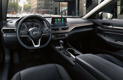 Nissan Maxima Mpg >> What S The Fuel Efficiency Of The 2019 Nissan Altima
