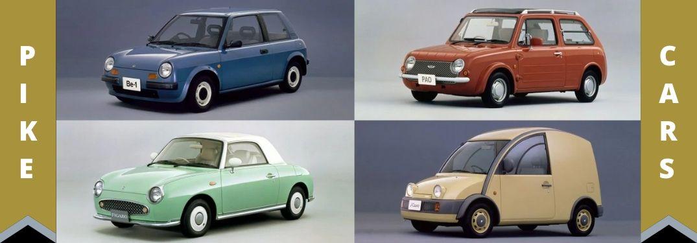 nissan pike car designs