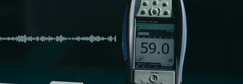 sound decibel tester