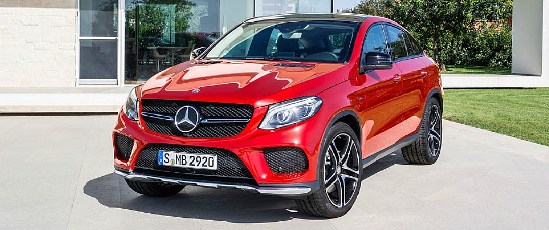 2016 Mercedes Benz Gle Coupe Color Options