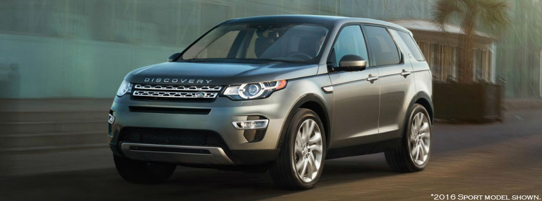 2018 Land Rover Discovery Suv U S Release Date