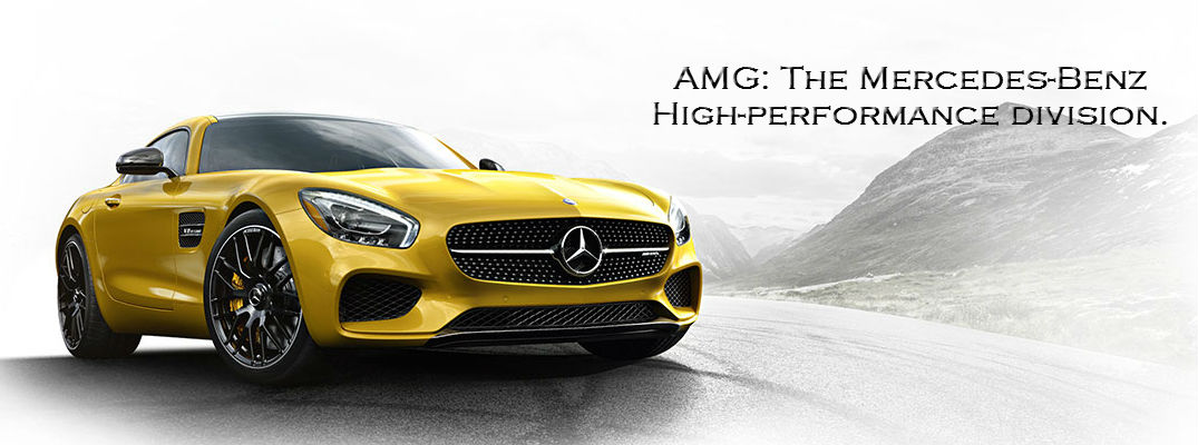 What Amg Stands For On Mercedes Benz Models