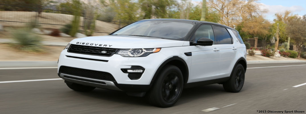 New Land Rover Discovery Sport Gets Upgraded Design Package
