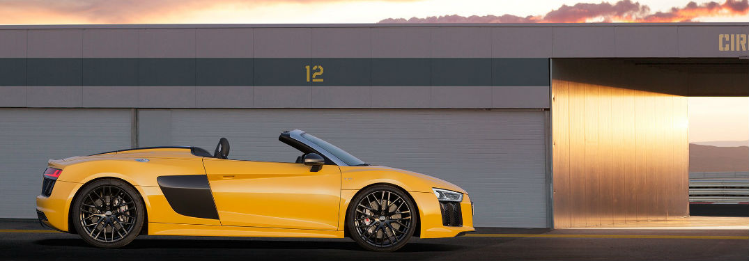 Audi R Spyder Performance Specs And Gallery - Audi r8 specs