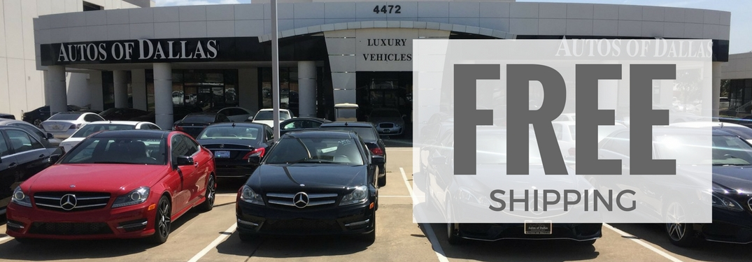 Get Free Car Delivery To Houston And Austin Texas