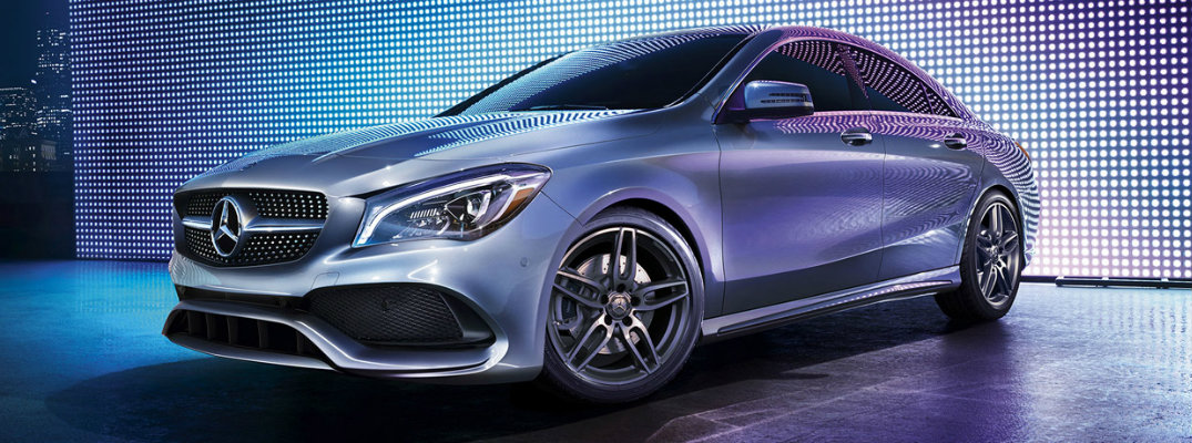 Differences Between The 2017 And 2016 Mercedes Benz Cla