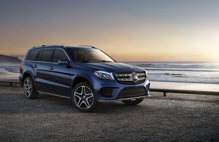 What crossover and suv options does mercedes benz for Mercedes benz options