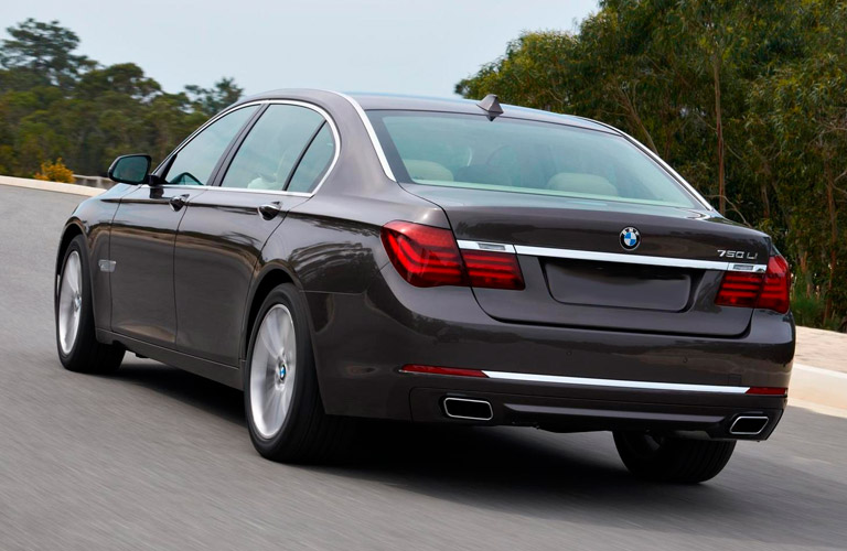 What S The Difference Between The Bmw 5 6 And 7 Series
