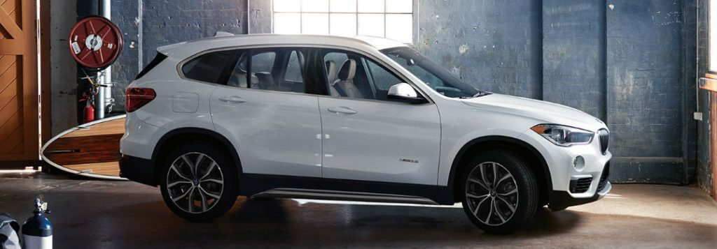 What Are The Interior Cargo Dimensions Of The 2017 Bmw X1